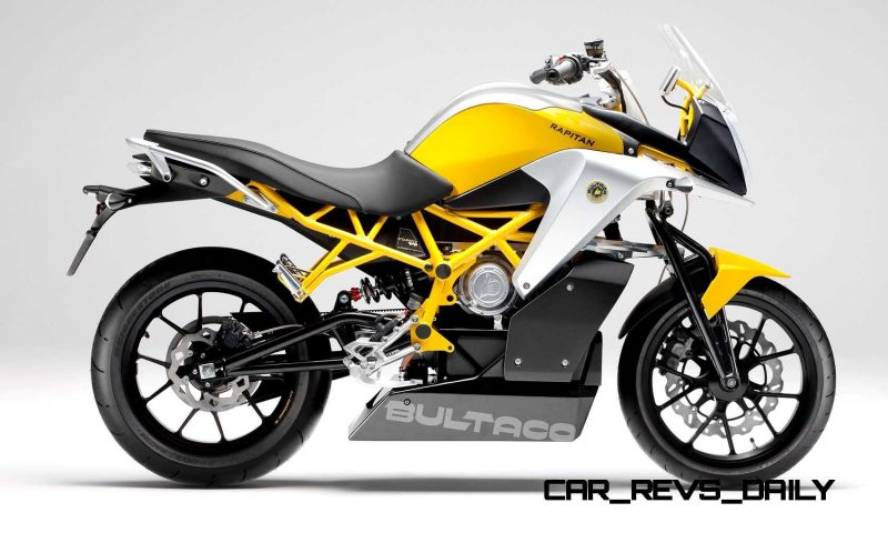 2015 BULTACO Rapitan and Rapitan Sport 3