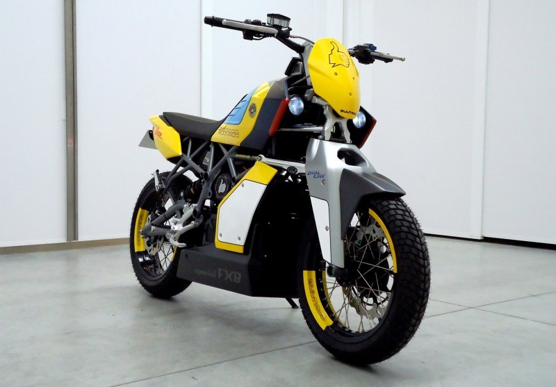 2015 BULTACO Rapitan and Rapitan Sport 5