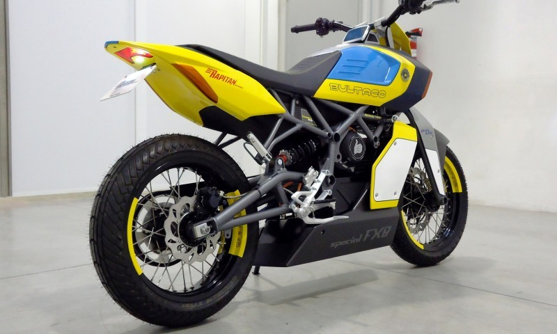 2015 BULTACO Rapitan and Rapitan Sport 8