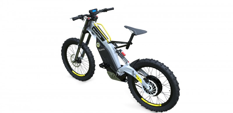 2015 Bultaco Brinco 1