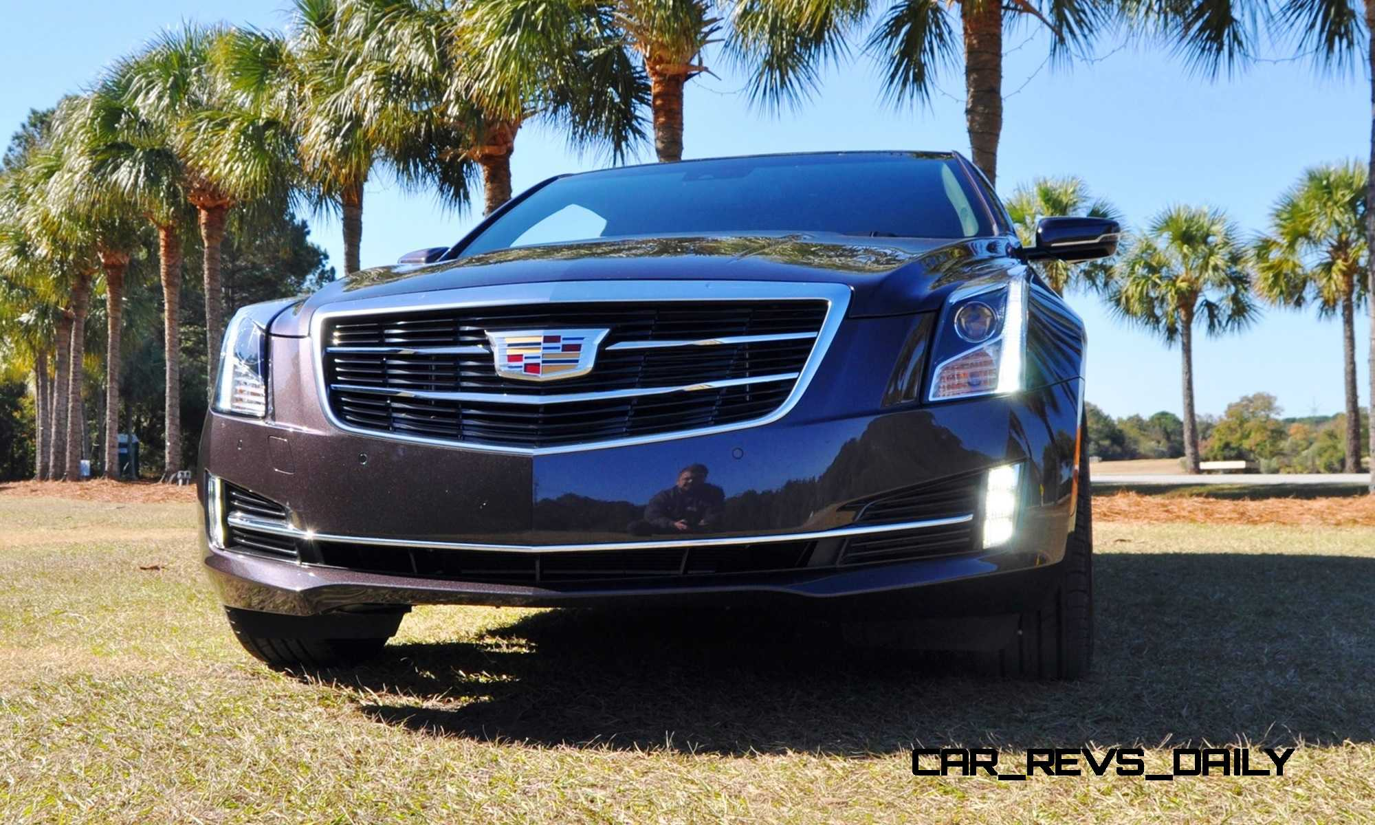 2015 cadillac ats coupe 2 0t performance 110. Black Bedroom Furniture Sets. Home Design Ideas