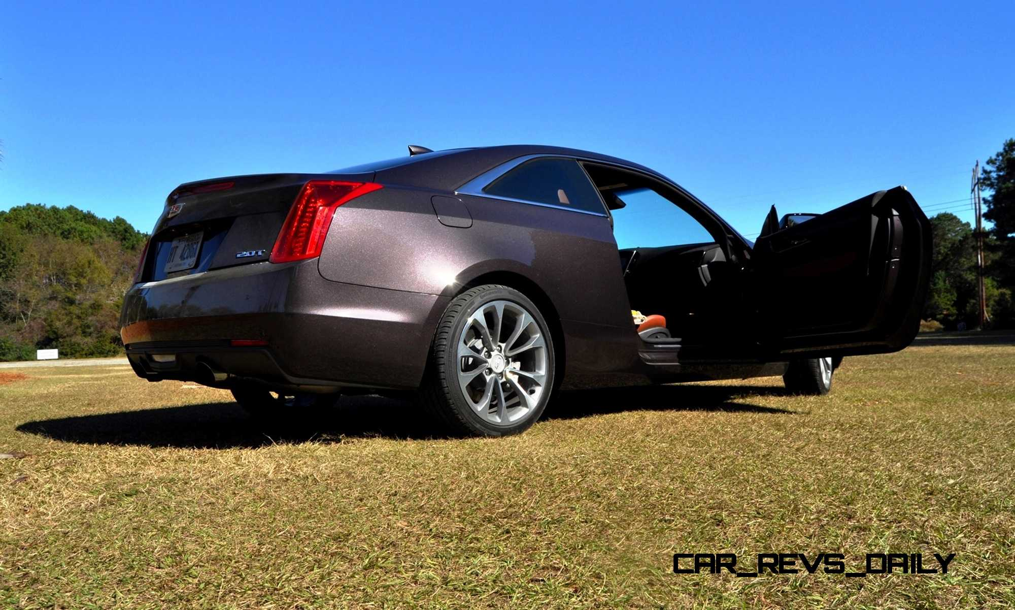2015 cadillac ats coupe 2 0t performance 116. Black Bedroom Furniture Sets. Home Design Ideas