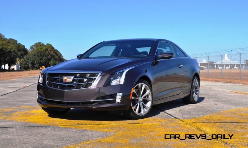 2015 Cadillac ATS Coupe 2.0T Performance 128
