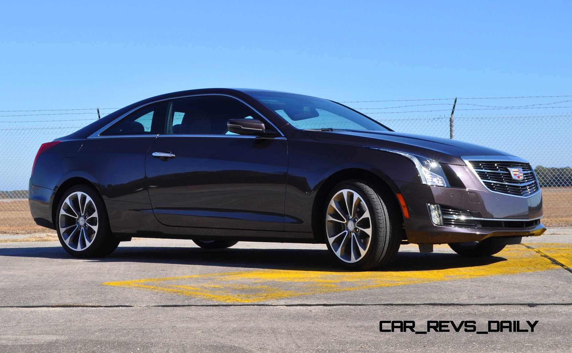 2015 cadillac ats coupe 2 0t performance 136. Black Bedroom Furniture Sets. Home Design Ideas