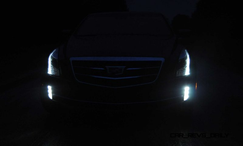 2015 Cadillac ATS Coupe 2.0T Performance 143