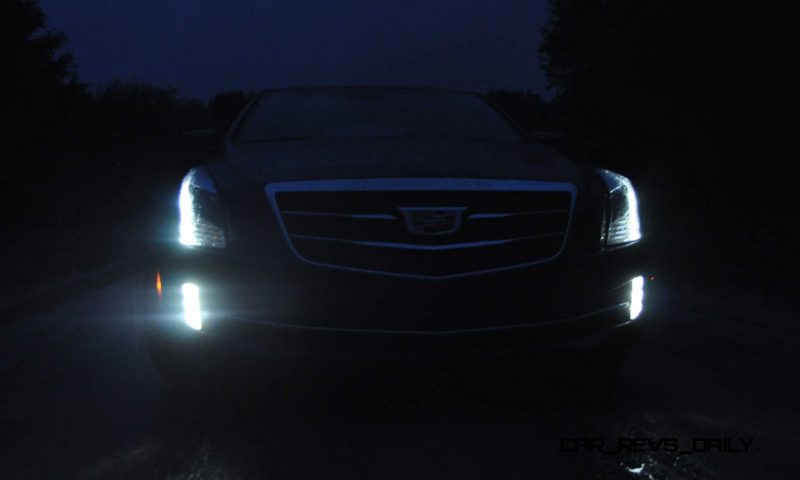 2015 Cadillac ATS Coupe 2.0T Performance 144