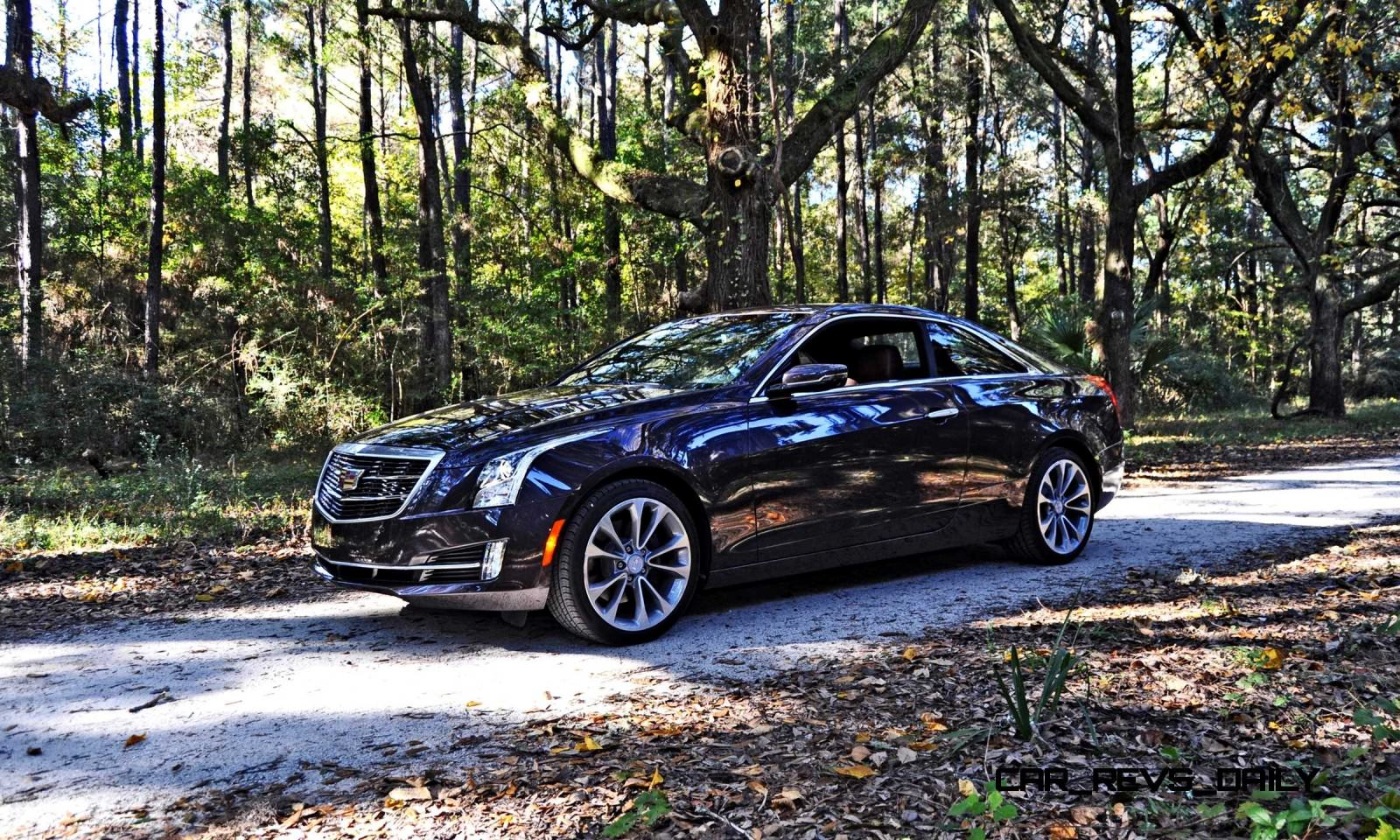 2015 cadillac ats coupe review. Black Bedroom Furniture Sets. Home Design Ideas