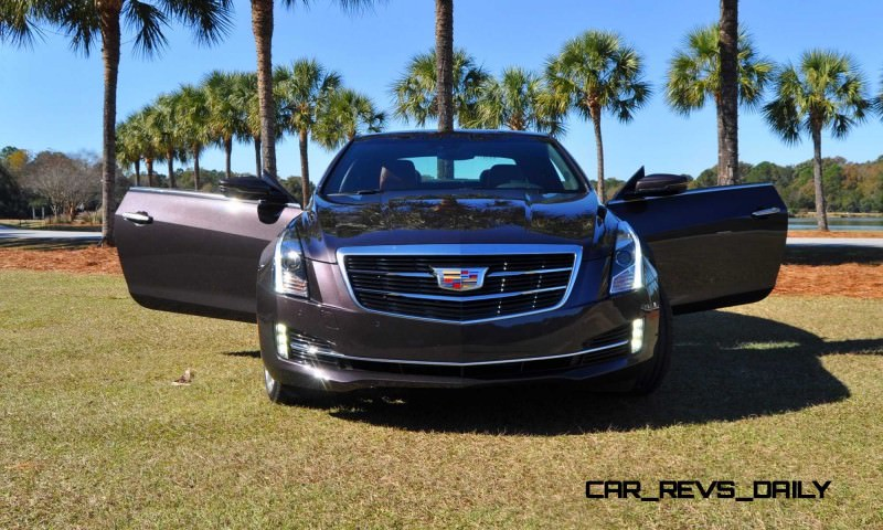 2015 Cadillac ATS Coupe 2.0T Performance 2