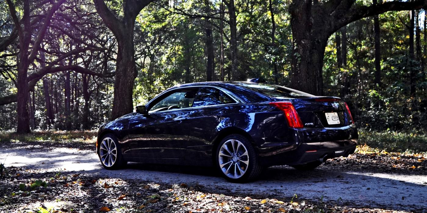 2015 cadillac ats coupe 2 0t performance 22. Black Bedroom Furniture Sets. Home Design Ideas