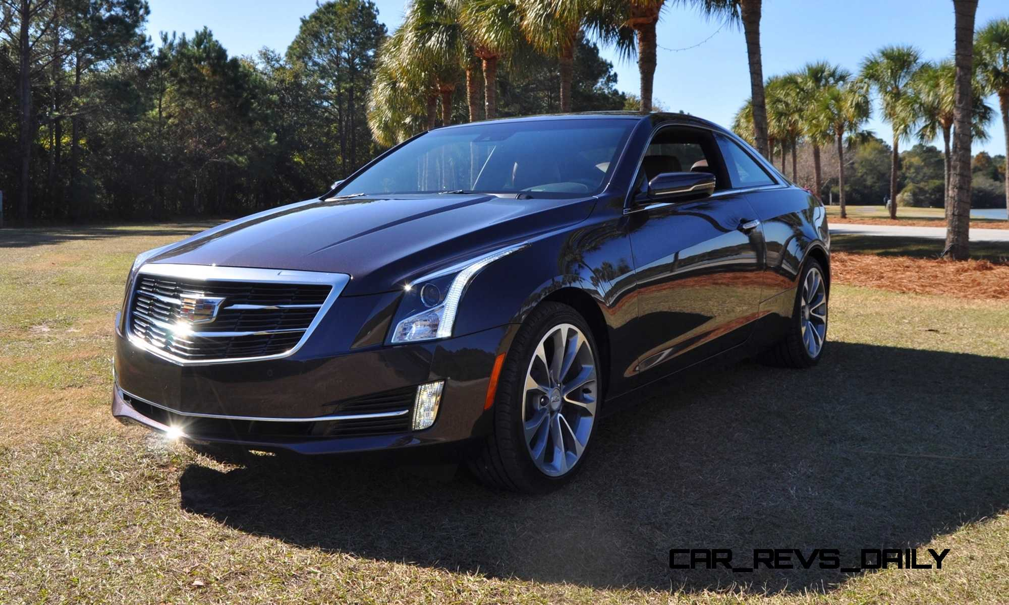 2015 cadillac ats coupe 2 0t performance 4 car revs. Black Bedroom Furniture Sets. Home Design Ideas