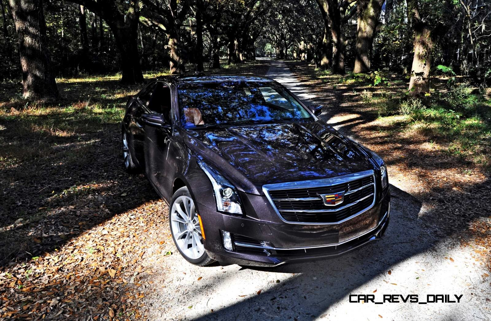 2015 Cadillac ATS Coupe 2.0T Performance 74