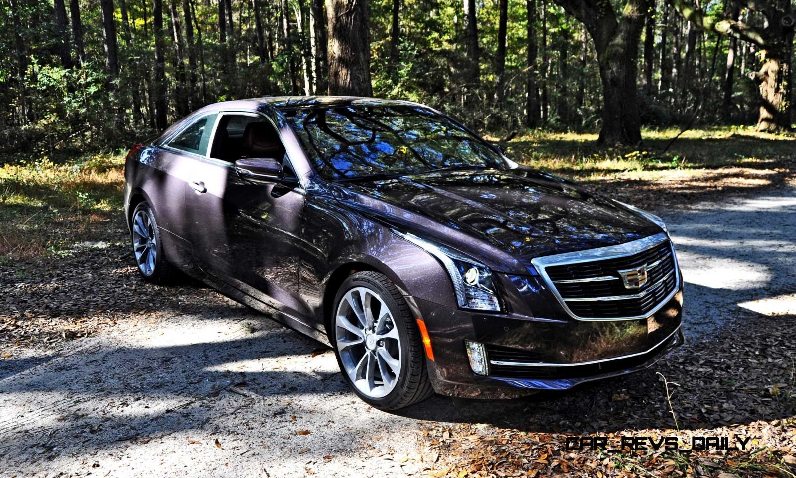 2015 cadillac ats coupe 2 0t performance 140. Black Bedroom Furniture Sets. Home Design Ideas