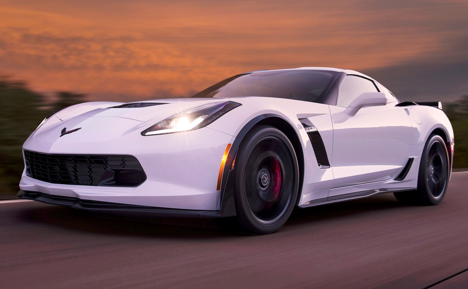 meet tom baker 2014 corvette