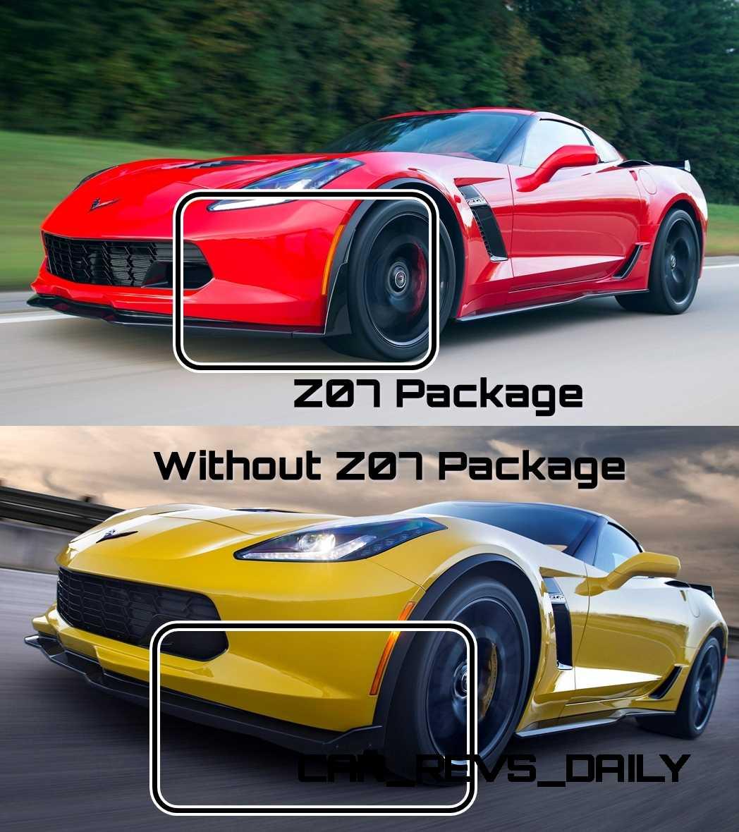 2016 Corvette Z07 >> 2016 Corvette Z06 C7.R Edition