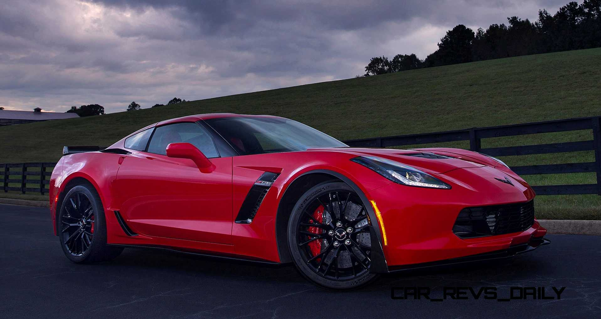2016 Corvette Z07 >> Corvette Z06
