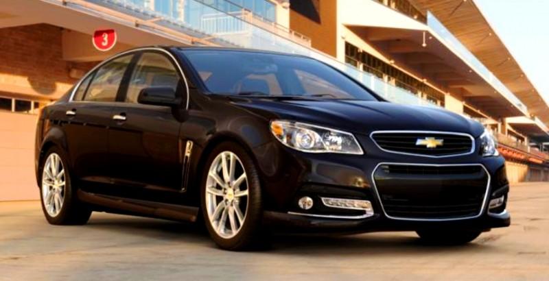 2015 Chevrolet SS 6