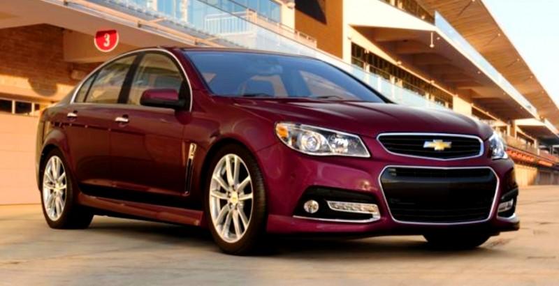 2015 Chevrolet SS 9
