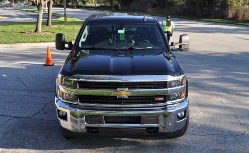 2015 Chevrolet Silverado 2500HD Z71 6.6L DuraMax Diesel 13