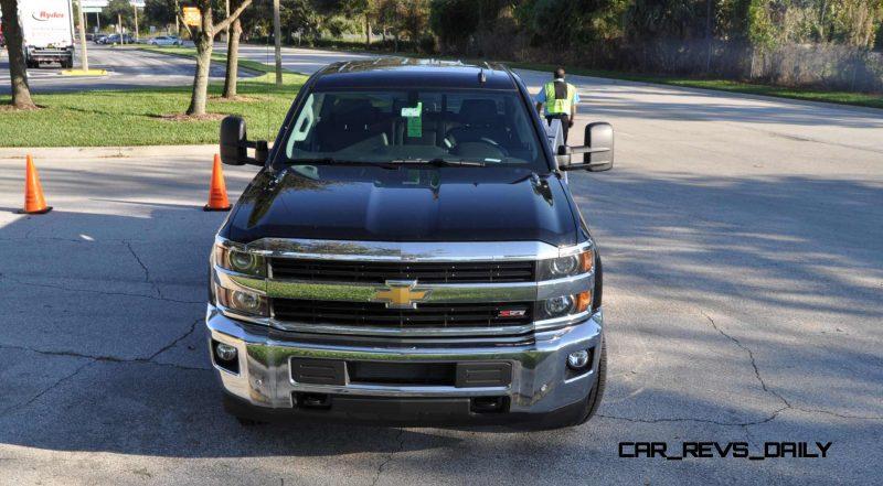 2015 Chevrolet Silverado 2500HD Z71 6.6L DuraMax Diesel 14