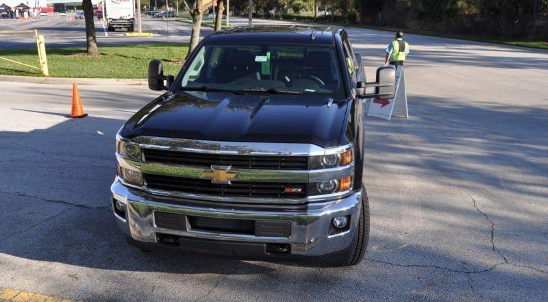 2015 Chevrolet Silverado 2500HD Z71 6.6L DuraMax Diesel 16