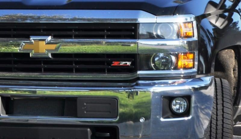 2015 Chevrolet Silverado 2500HD Z71 6.6L DuraMax Diesel 2