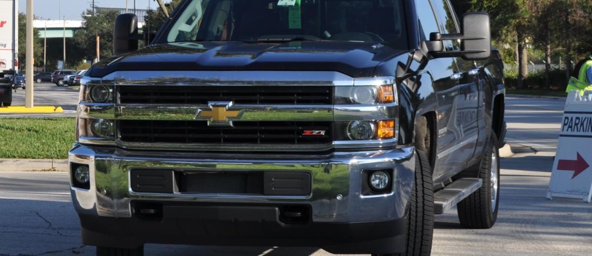 2015 Chevrolet Silverado 2500HD Z71 6.6L DuraMax Diesel 4