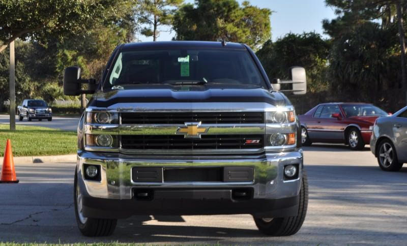 2015 Chevrolet Silverado 2500HD Z71 6.6L DuraMax Diesel 9