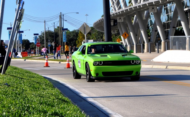2015 Dodge Challenger RT 5