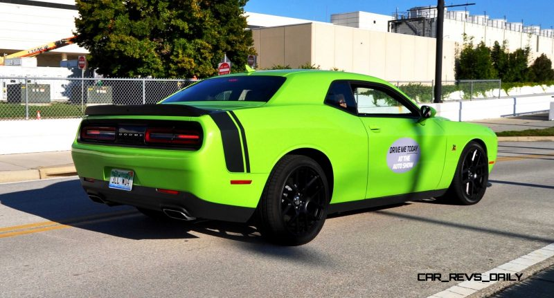 2015 Dodge Challenger RT 9