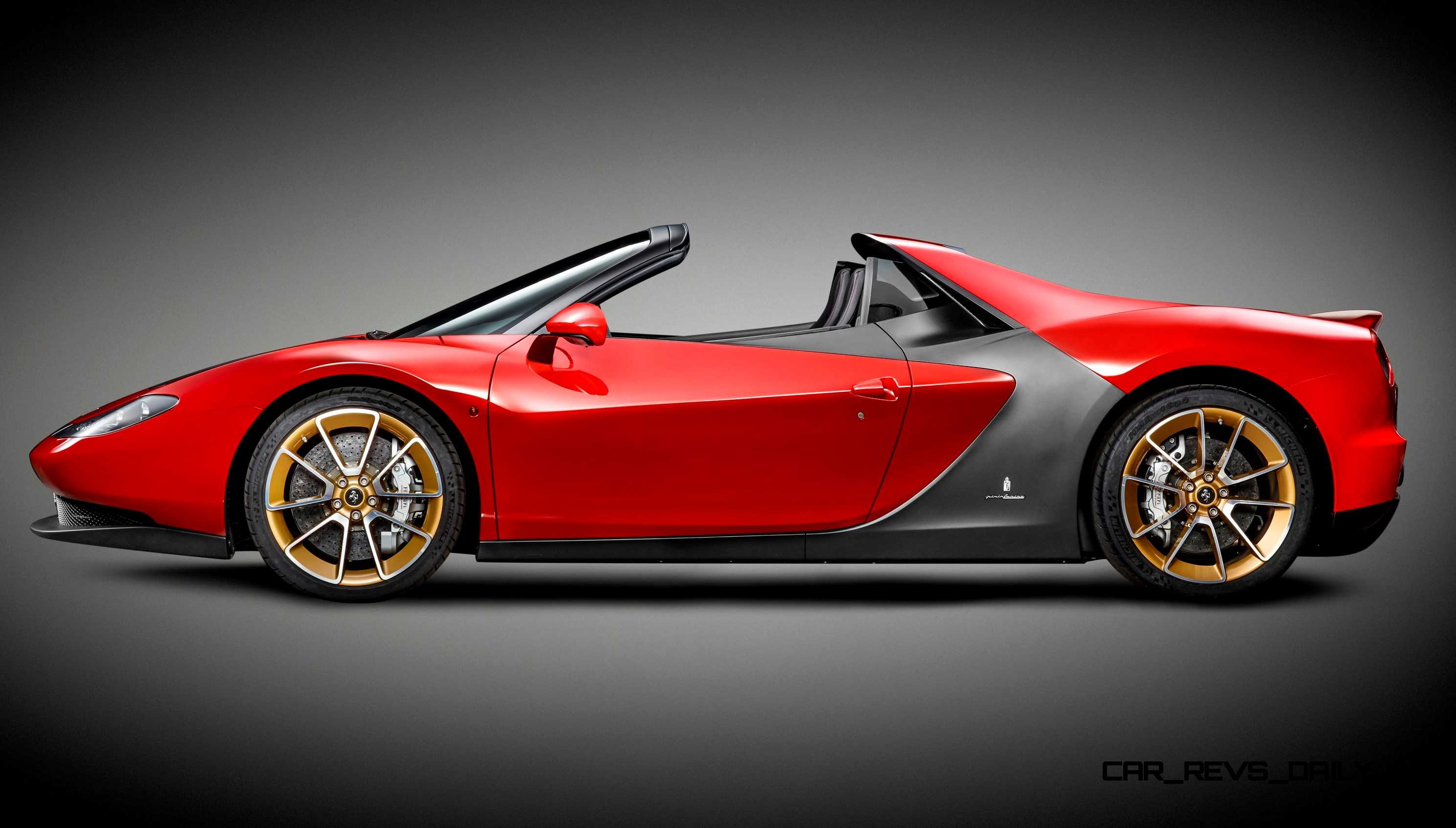 2015 Ferrari Sergio By Pininfarina