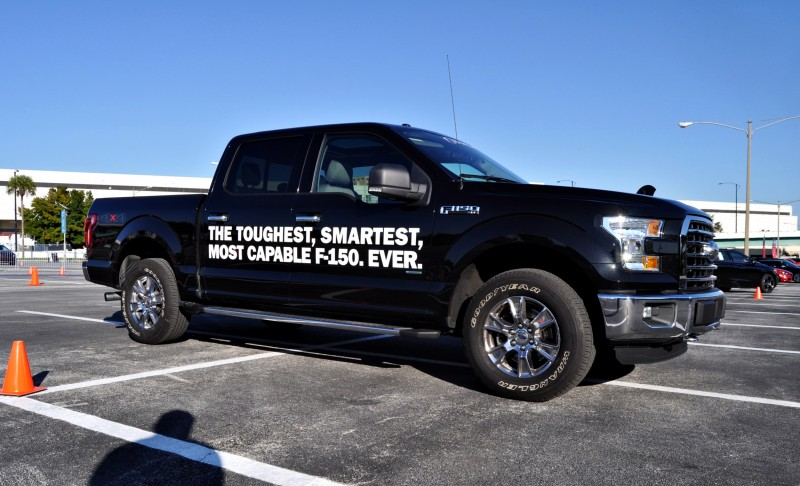 2015 Ford F-150 SuperCrew 3.5L EcoBoost 106