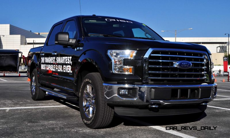 2015 Ford F-150 SuperCrew 3.5L EcoBoost 108