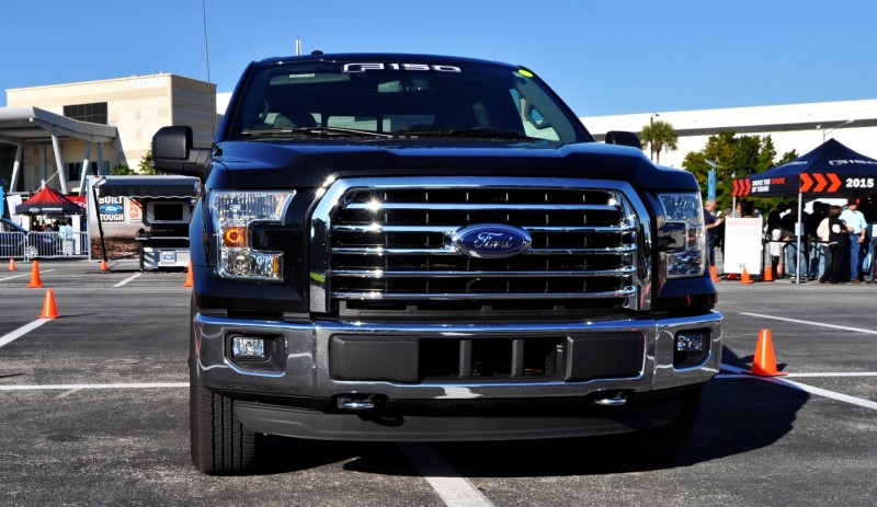 2015 Ford F-150 SuperCrew 3.5L EcoBoost 115