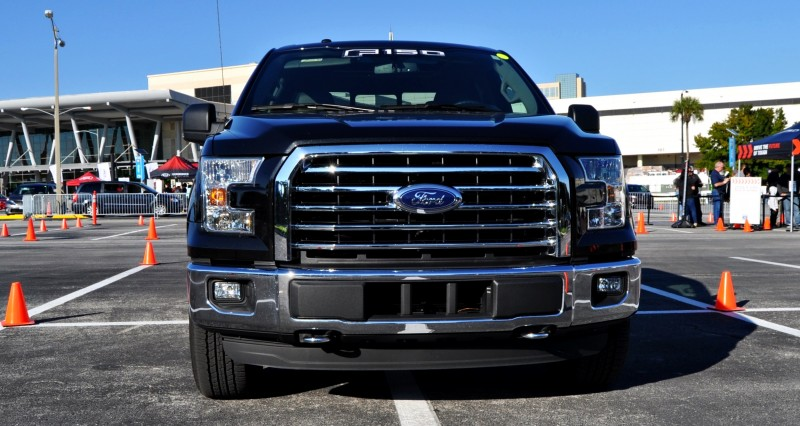 2015 Ford F-150 SuperCrew 3.5L EcoBoost 116
