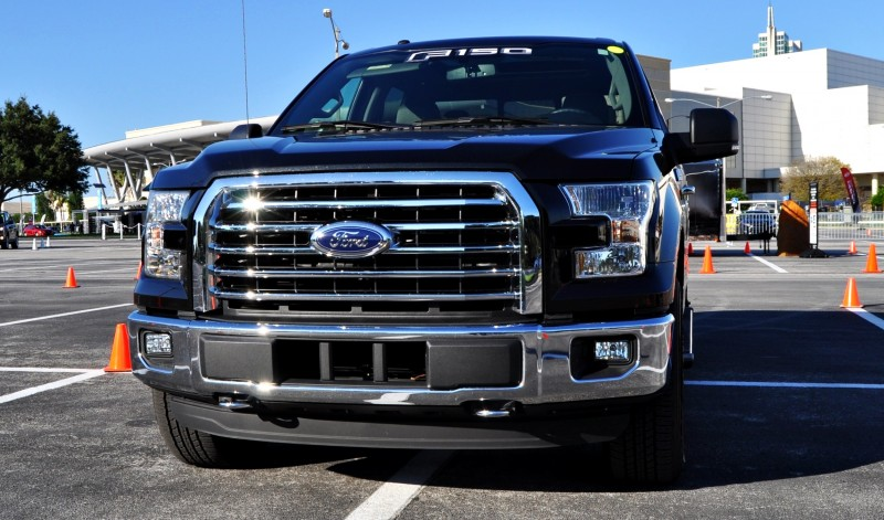 2015 Ford F-150 SuperCrew 3.5L EcoBoost 120