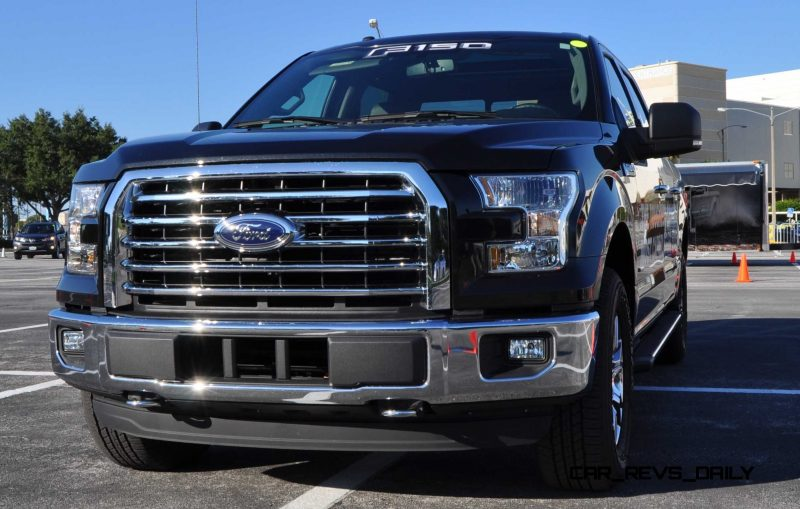 2015 Ford F-150 SuperCrew 3.5L EcoBoost 123