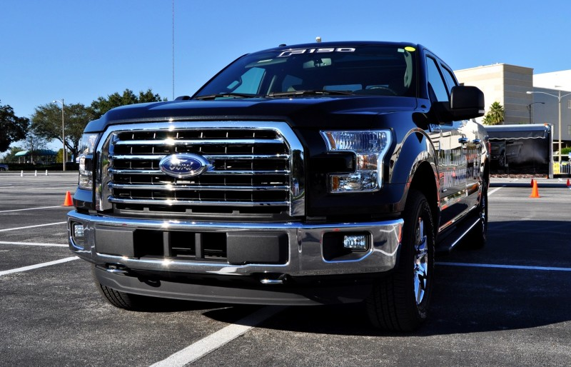 2015 Ford F-150 SuperCrew 3.5L EcoBoost 124