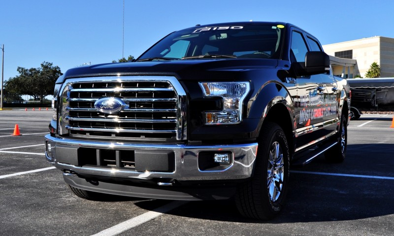 2015 Ford F-150 SuperCrew 3.5L EcoBoost 125