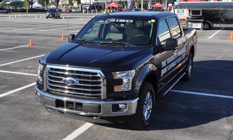 2015 Ford F-150 SuperCrew 3.5L EcoBoost 126