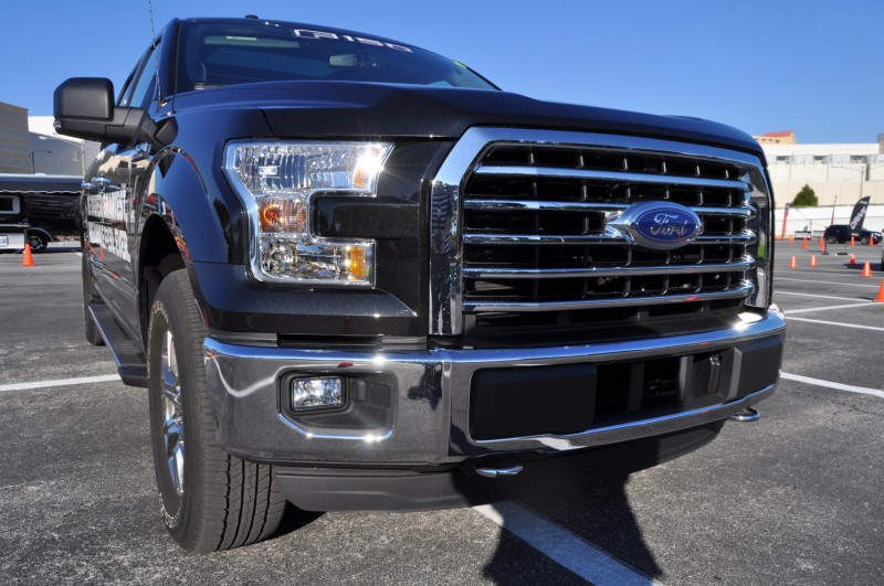 2015 Ford F-150 SuperCrew 3.5L EcoBoost 128
