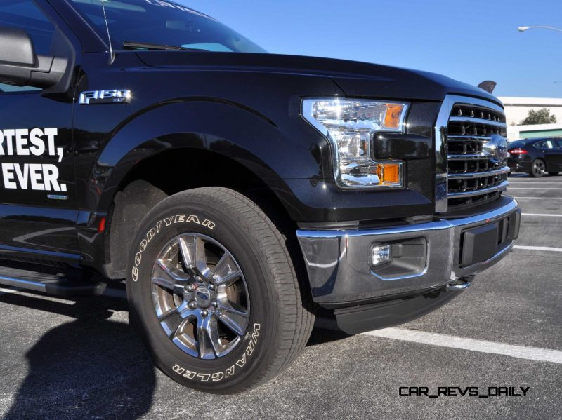 2015 Ford F-150 SuperCrew 3.5L EcoBoost 131