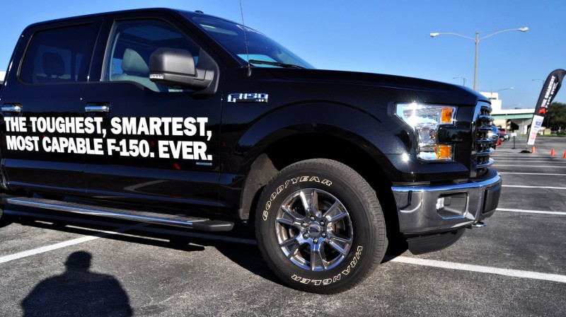2015 Ford F-150 SuperCrew 3.5L EcoBoost 134