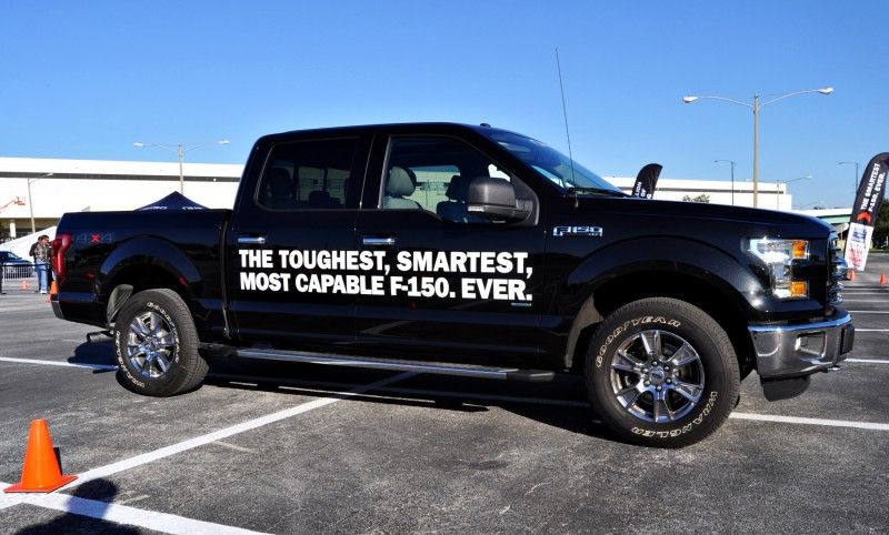 2015 Ford F-150 SuperCrew 3.5L EcoBoost 135