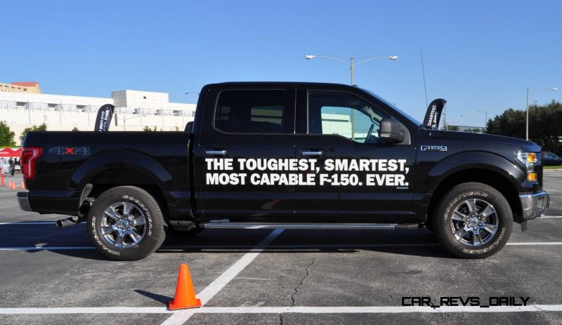 2015 Ford F-150 SuperCrew 3.5L EcoBoost 138