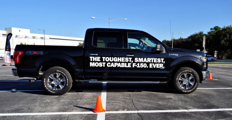 2015 Ford F-150 SuperCrew 3.5L EcoBoost 140
