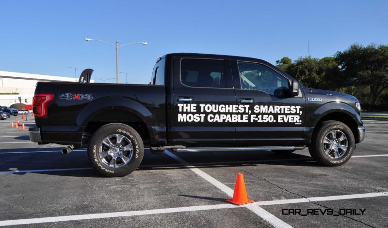 2015 Ford F-150 SuperCrew 3.5L EcoBoost 148