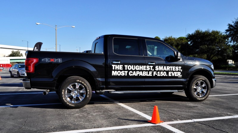 2015 Ford F-150 SuperCrew 3.5L EcoBoost 149