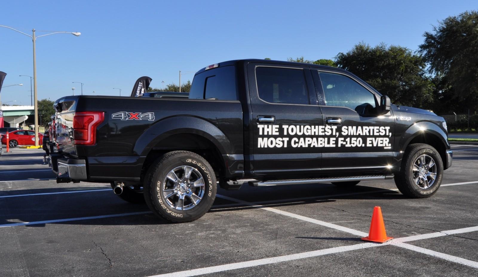 2014 ford f150 ecoboost towing autos weblog. Black Bedroom Furniture Sets. Home Design Ideas
