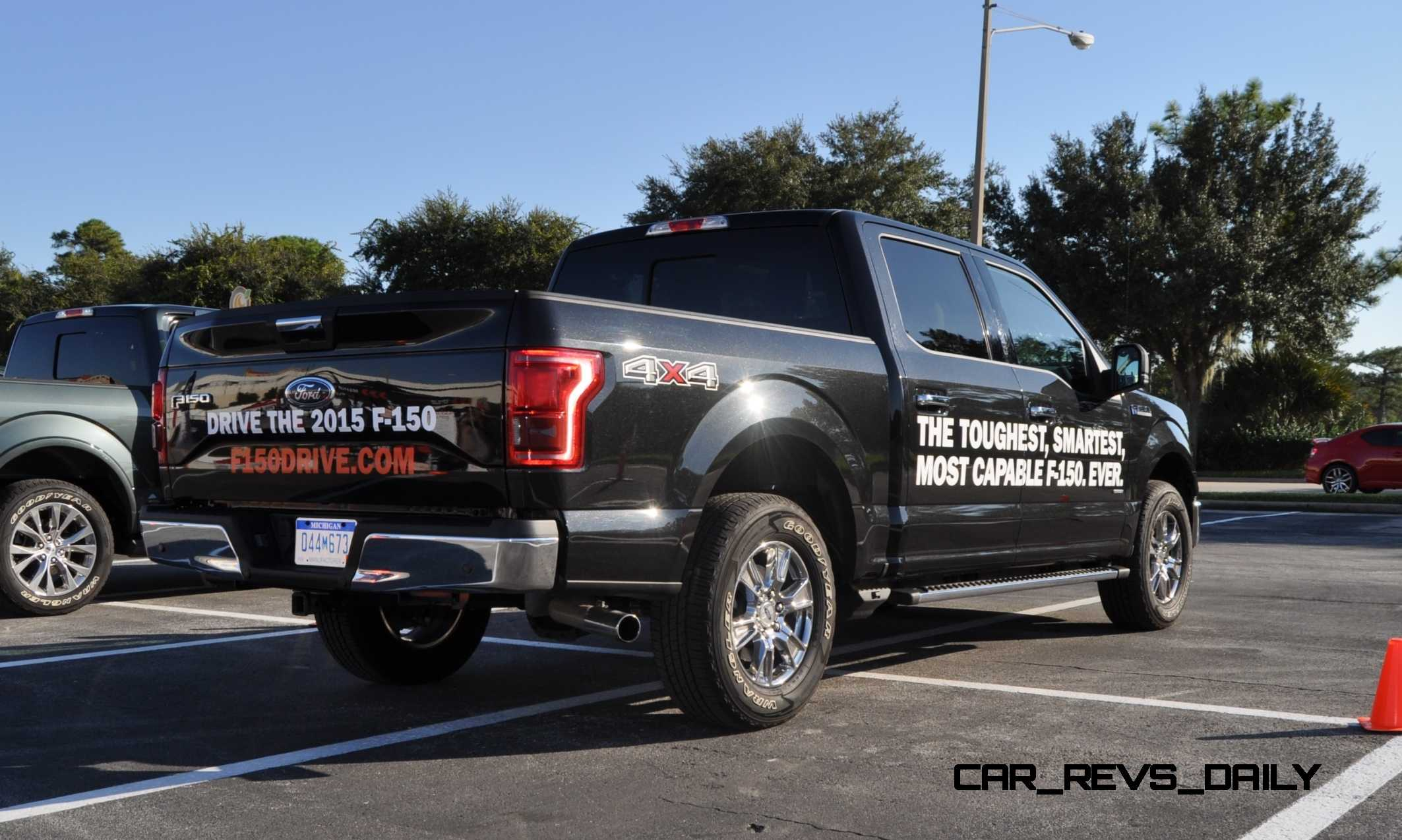 Brilliant 2015 Ford F150 Review