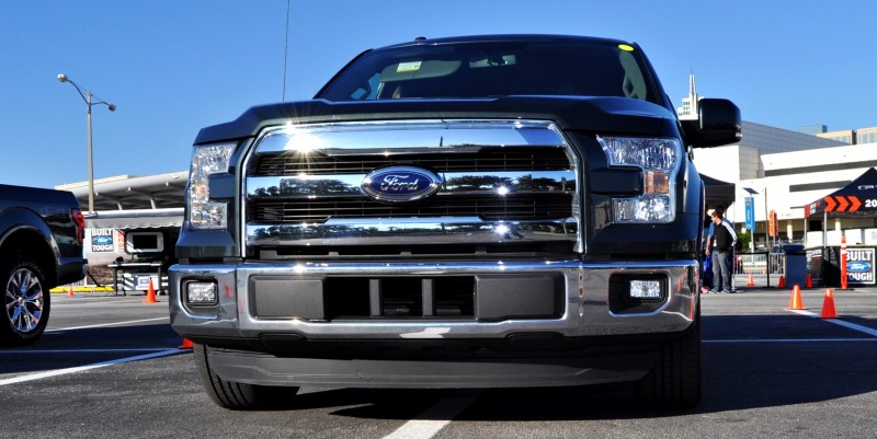 2015 Ford F-150 SuperCrew 3.5L EcoBoost 40